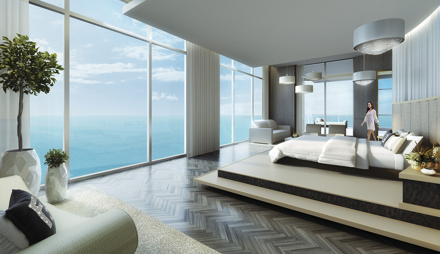 Luxury Condos In Miami Acqualina Photos Amp Videos