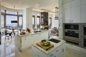 Mansions PH 45 Living Room Kitchen